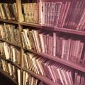 廃校の図書室