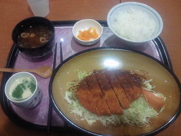 みくら(味噌カツ定食800円3)