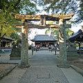嬉野温泉~豊玉姫神社?