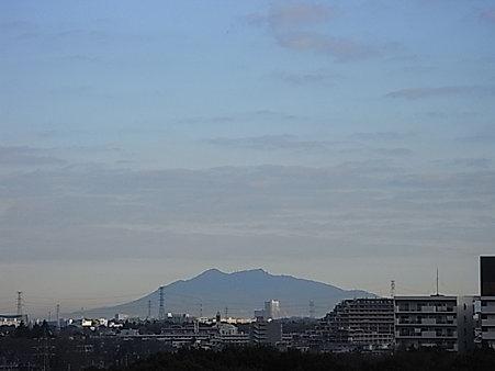 青き筑波峰