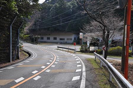 国道260号線・中坂隧道旧道-1
