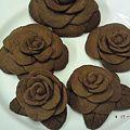 Photos: バラの花のクッキー