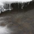 氷の下の攻防