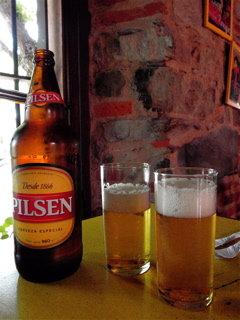 ウルグアイのビール
