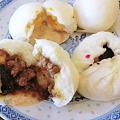 Photos: 卵あんまんと鶏包