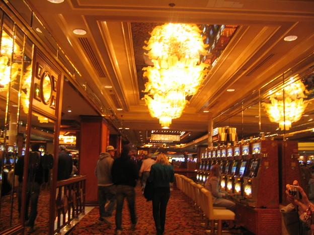 Golden Nugget - Casino Floor
