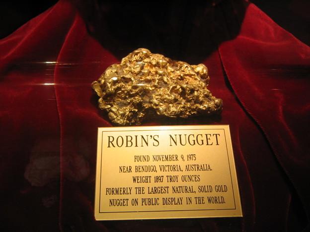 Robin's Nugget 3-10-10 2215
