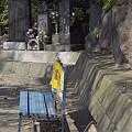 写真: 妙法寺の道祖神 01