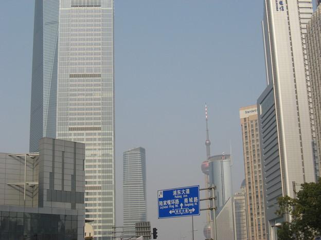 Photos: 上海ビジネス街