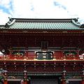 写真: 神田明神 (NIKON D3000)