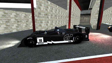 GTAIV アウディ R10TDIステルスモデル2