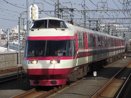 小田急ロマンスカーHISE10000系